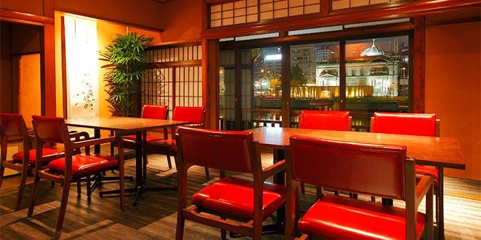 記念日におすすめのレストラン・リストランテ リナッシェレ ドウジマの写真1