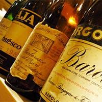 厳選グラスワインが常時8~9種類飲めます ボトルも約70種類常備しております