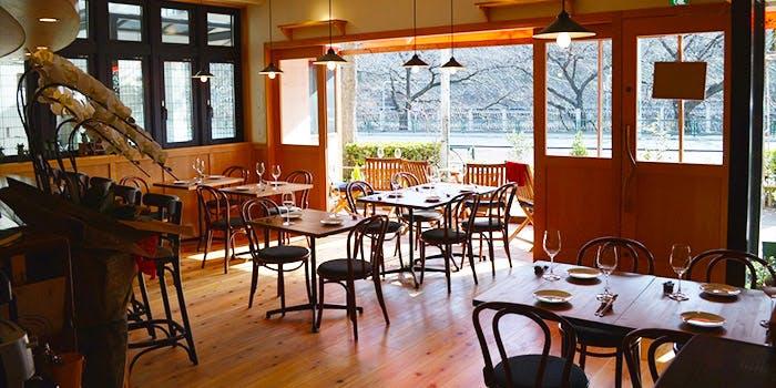 記念日におすすめのレストラン・PIZZERIA TRATTORIA NITTANAの写真1