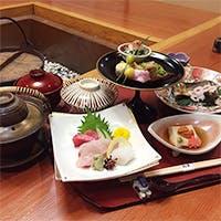 京の織物町・西陣で旬の食材の京料理を
