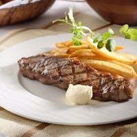 Baron the steak