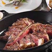 五感で愉しむアメリカンスタイルのステーキレストラン