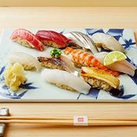 食材にこだわり仕事にこだわる…徹底した姿勢で仕上げる正統派の江戸前鮨