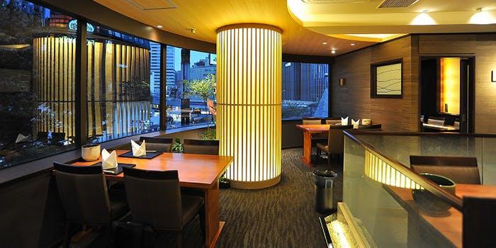 記念日におすすめのレストラン・銀座 蟹みつの写真1