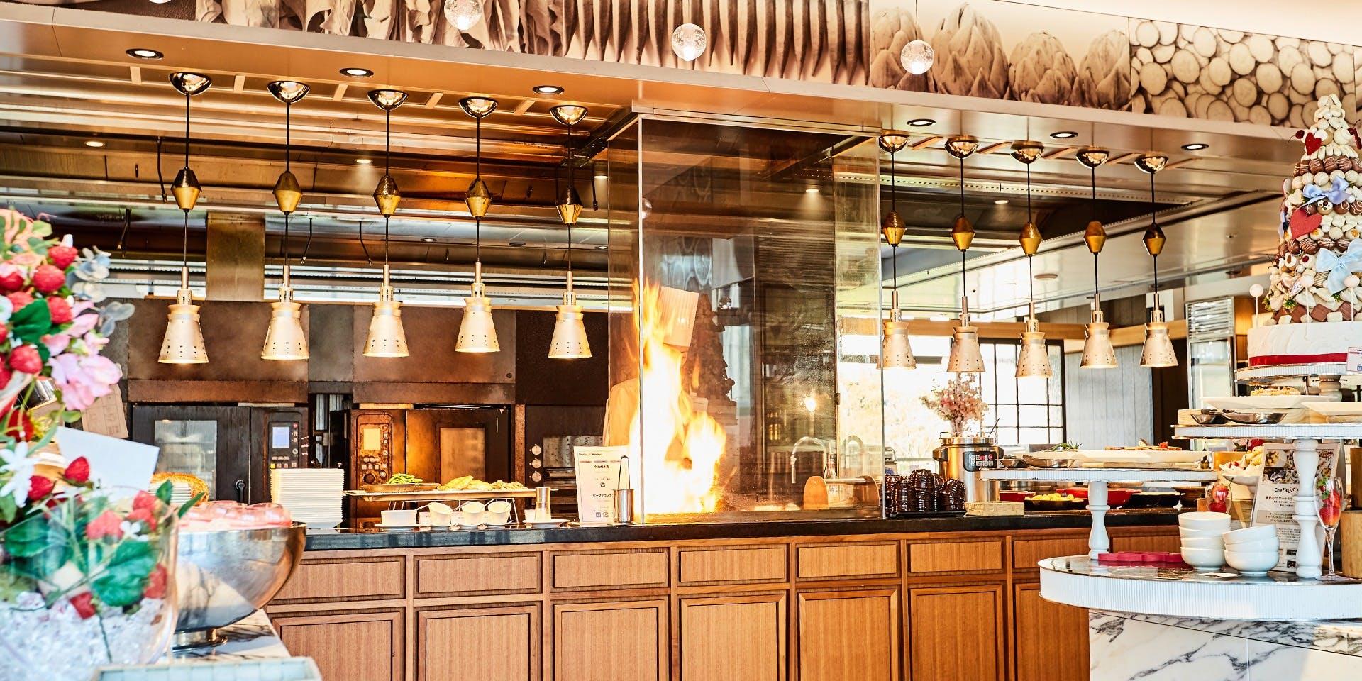 記念日におすすめのレストラン・シェフズ ライブ キッチン/ストリングスホテル 名古屋の写真1