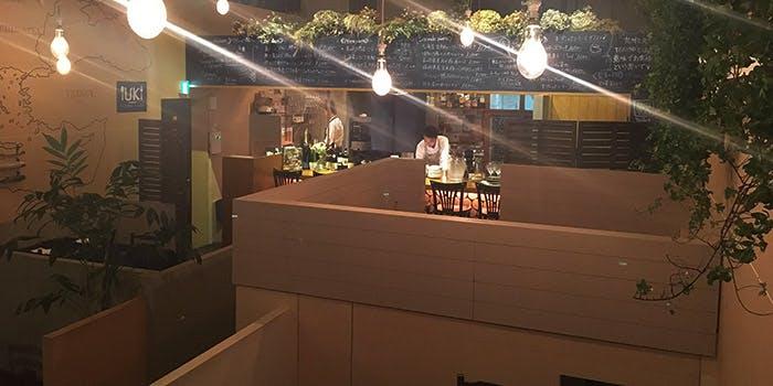 記念日におすすめのレストラン・TEATRO IUKIの写真2
