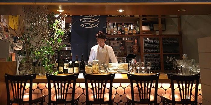 記念日におすすめのレストラン・TEATRO IUKIの写真1
