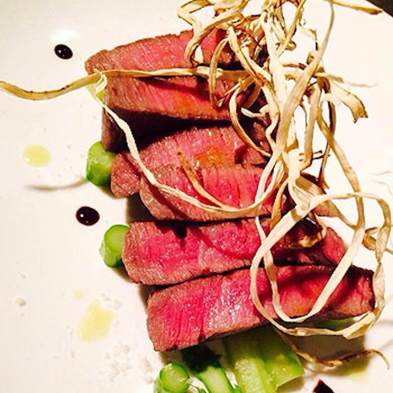 【chefおまかせコース】乾杯スプマンテ付!アミューズ・前菜2品・パスタ・Wメイン・ドルチェ