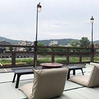 夏は京都の風物詩 鴨川納涼床で割烹を