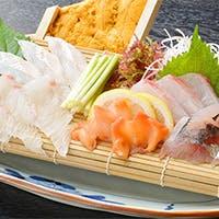 九州・博多の地魚や旬の野菜を使ったおまかせ会席
