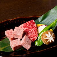 """饗で味わう""""京の肉"""""""