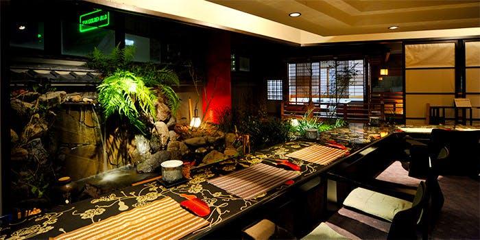 記念日におすすめのレストラン・博多石焼 大阪屋の写真1