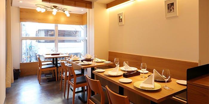 記念日におすすめのレストラン・島根 イタリアン ロッチャドォーロ 神楽坂の写真1