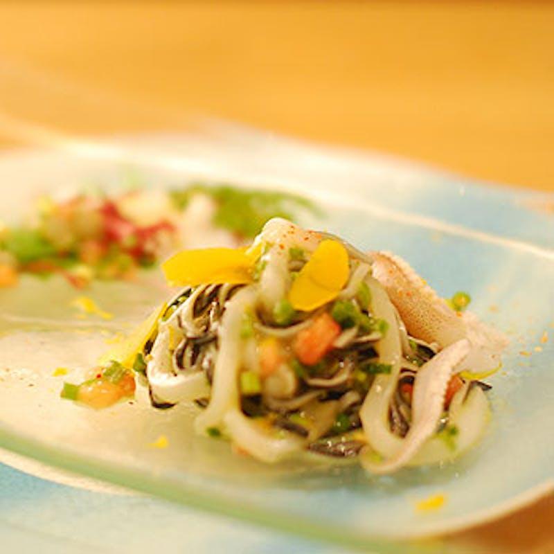 【Pranzo SHIMANESE×カフェフリー】前菜盛り、メインなど全5品