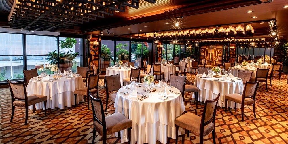 記念日におすすめのレストラン・The Place of Tokyoの写真1