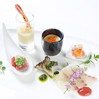 海と大地の素材を生かした料理フランコイタリアン