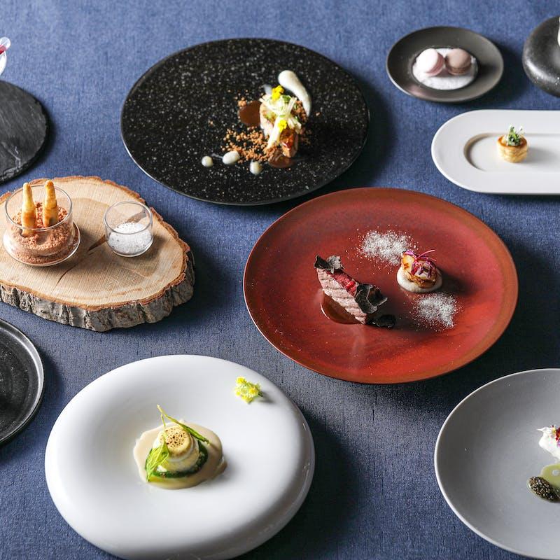 【ネオフレンチディナー】アミューズにお魚&お肉料理、デザートなど全7品(Special Sale)
