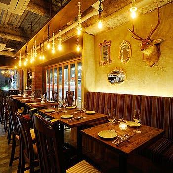 【プレミアムブランチコース】全4品 豊洲の鮮魚 ビスクオムレツとステーキ+乾杯の泡(土日祝限定)