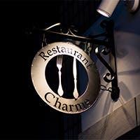 店名の『Charme(シャルム)』=フランス語で「魅力、趣(おもむき)」