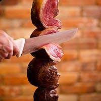 本場シュラスコ料理(ブラジリアン バーベキュー)を存分にお楽しみ下さい