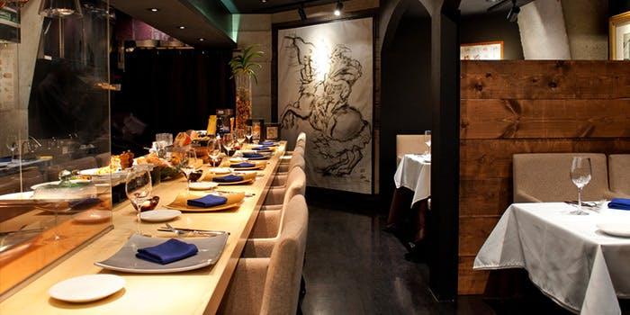 記念日におすすめのレストラン・釜津田(Kamatsuda)の写真1