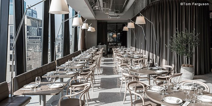 記念日におすすめのレストラン・THE APOLLO(アポロ ギンザ)の写真1