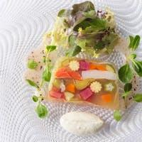 日本の素晴らしい食材 × フランスの技術