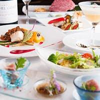 こだわりのワイン、焼酎、日本酒…お料理とお酒のマリアージュをお楽しみください