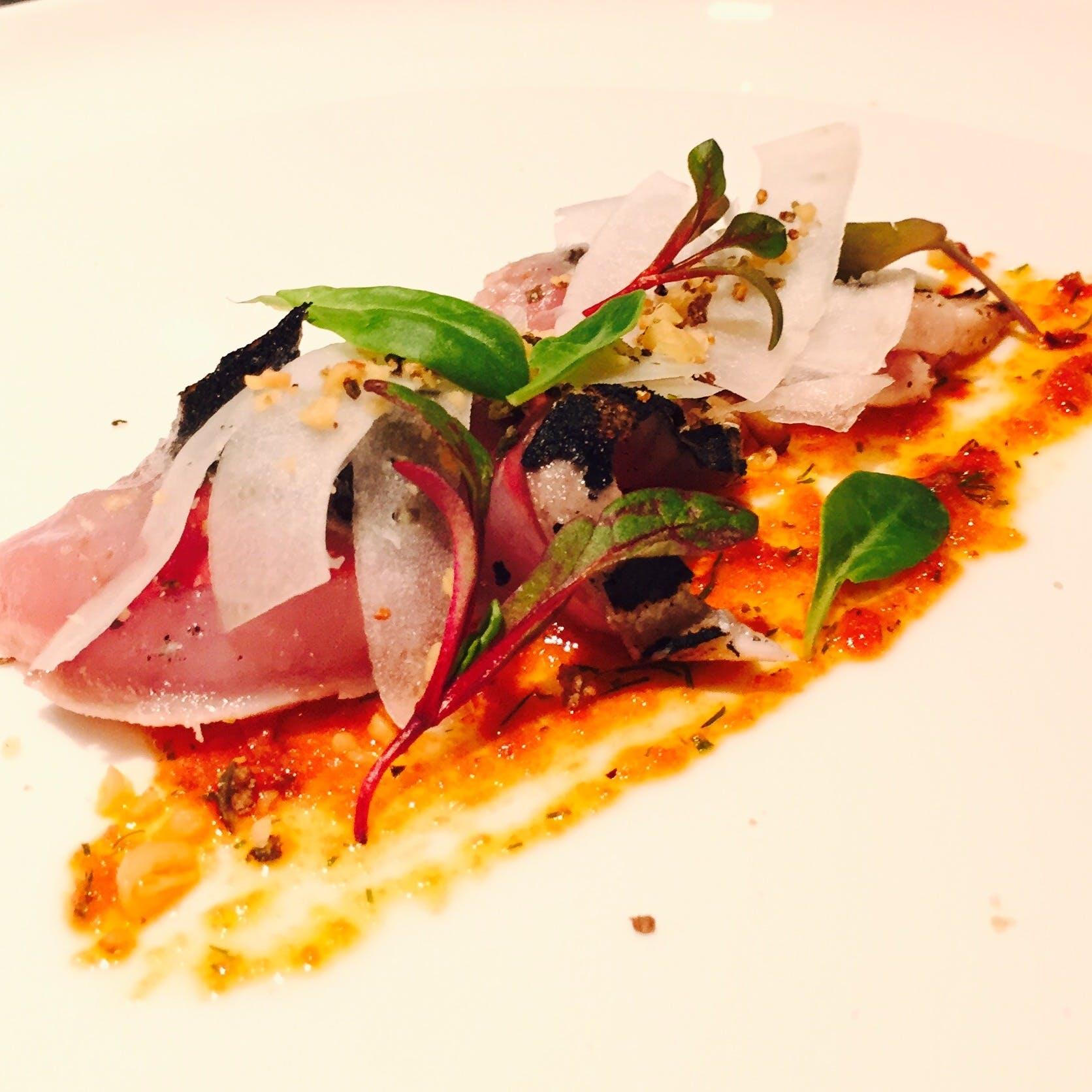 イタリアを知る料理人のイタリア料理とイタリアワインのマリアージュ