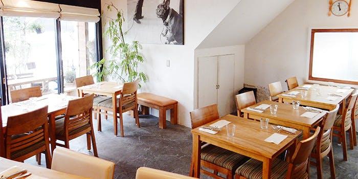 記念日におすすめのレストラン・LA PORTAの写真1