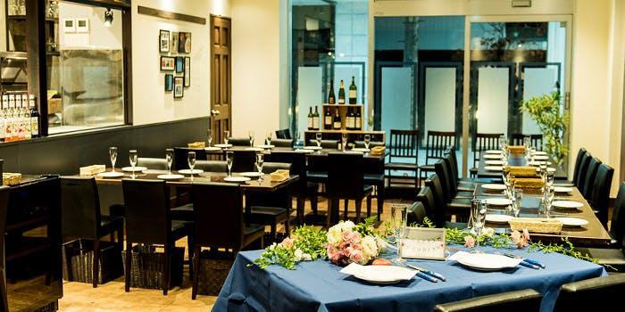 記念日におすすめのレストラン・オステリア ラ・マンテの写真1
