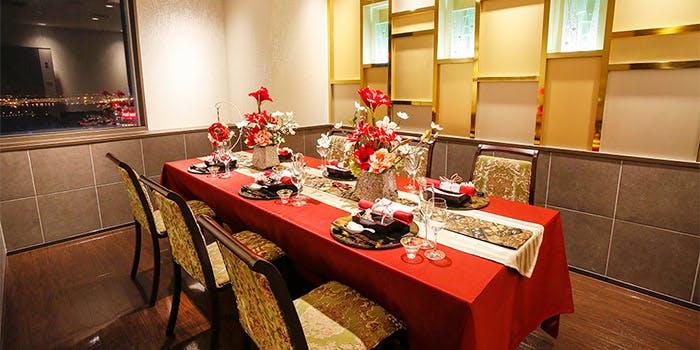 記念日におすすめのレストラン・横浜 星のなる木の写真1