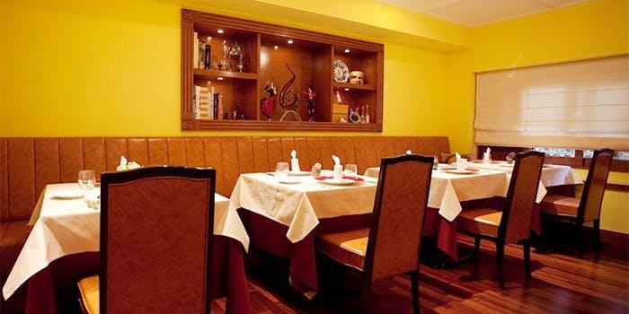 記念日におすすめのレストラン・リストランテ アルベラータの写真1