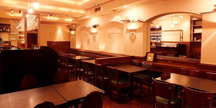 記念日におすすめのレストラン・オーガニック オステリア Ginsai Plusの写真1