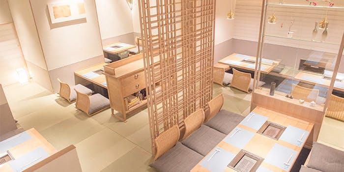 記念日におすすめのレストラン・旅亭まんぷく 六本木ヒルズ店の写真1