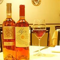 南イタリアのワインや現地直輸入の樽生ビールの味を