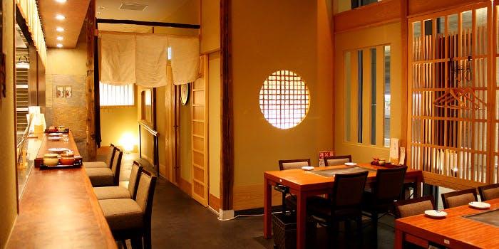 記念日におすすめのレストラン・鉄板焼 お好み焼 かしわの写真1