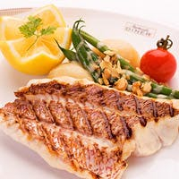 帝国ホテル伝統の人気メニューと多彩なグリル料理