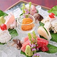 とびきりの魚と京の旬味  本格割烹ここにあり