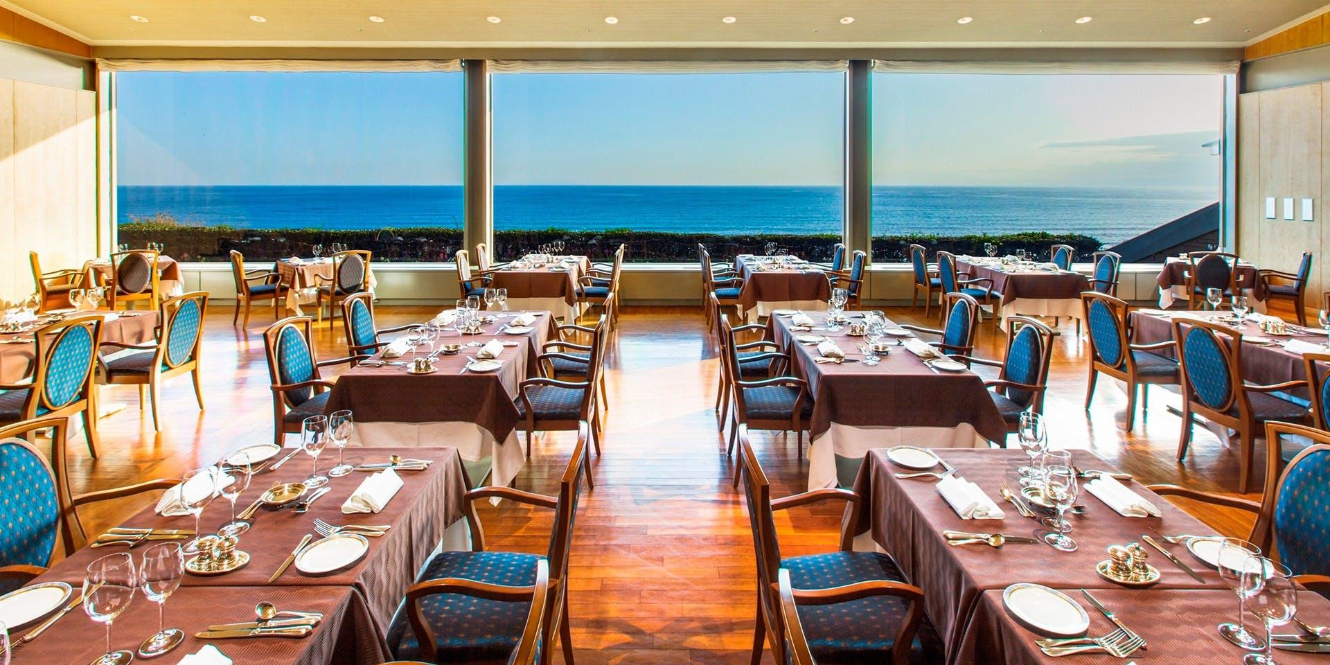 記念日におすすめのレストラン・レストラン ル・トリアノン/鎌倉プリンスホテルの写真1