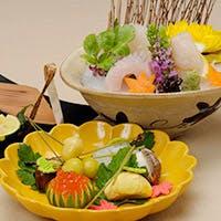 季節を感じる彩り艶やかな京料理
