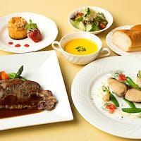 レストランオーロラ/ホテル東京ガーデンパレス