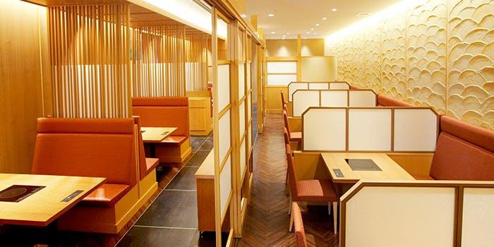 記念日におすすめのレストラン・春帆楼 阿倍野店の写真2