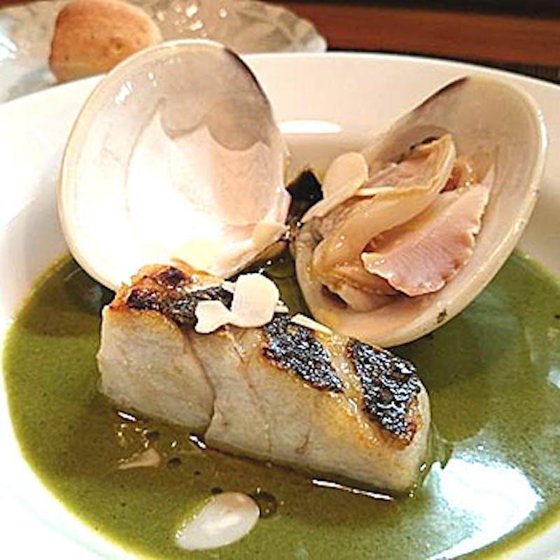 【ランチ】 パスタ、魚or肉料理、ドルチェ、生マシュマロなど全4品+選べる1ドリンク