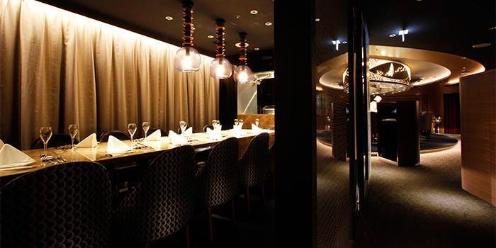 記念日におすすめのレストラン・RYUDUKI TEPPANの写真2