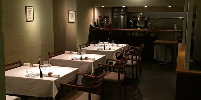 記念日におすすめのレストラン・ル・タン・ペルデュの写真1
