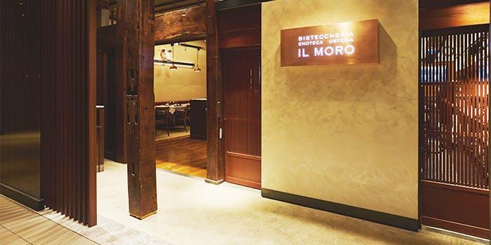 記念日におすすめのレストラン・BISTECCHERIA ENOTECA IL MOROの写真1