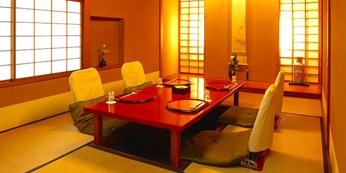 記念日におすすめのレストラン・月亭 池袋店の写真1