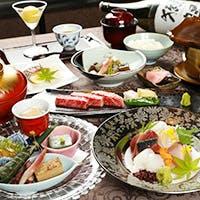 京都の有名店で修業した料理人が作り出す日本料理