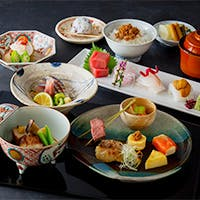 芳醇な旬のよろこび。日本情緒をご堪能ください